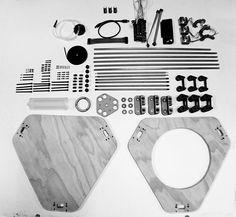 Impresora 3D. Curso de Diseño IV. Alejandra Herrera.