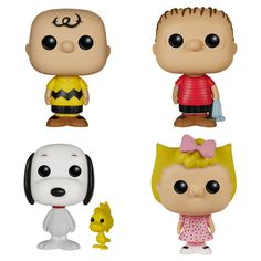 Peanuts Funko Pop;