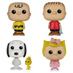 Peanuts Funko Pop;