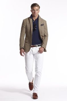 f37e1fe32d9 Polo Ralph Lauren Spring 2016 Menswear Fashion Show