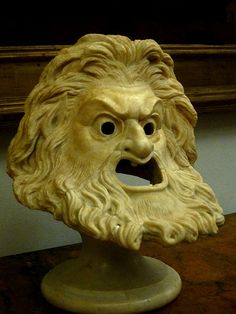 Musei Capitolini theatre mask