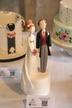 Carlos Lischetti's 'Just Married' Figurine