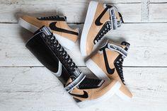 "Riccardo Tisci x Nike Air Force 1 ""Vachetta Tan"" Collection"