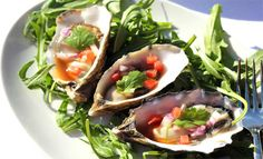 Oysters Recipe - Christmas Recipe