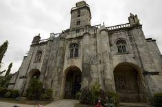 Church of Sta. Monica - Albuquerque, Bohol, Philippines