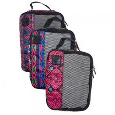 Super lightweight, strong and great looking to boot, these packing cubes are next generation. If you want to fit twice as much into your packing while staying stylishly organized these packing cells are a dream come true. Travel Wear, Travel Packing, Travel Bags, Travel Store, Packing Cubes, Travel Items, Luggage Straps, Travel Accessories, Traveling By Yourself