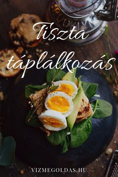 Egészséges étkezés - A tiszta táplálkozás 11 szabálya My Recipes, Favorite Recipes, Healthy Recipes, Meal Prep, Clean Eating, Food And Drink, Health Fitness, Meals, Ethnic Recipes