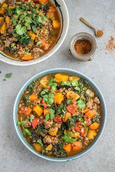 Scharfer Gemüse-Lamm-Eintopf   http://eatsmarter.de/rezepte/scharfer-gemuse-lamm-eintopf