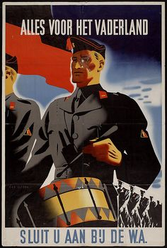 """All for the Fatherland. Join the W.A."" 1943"