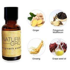 Organic Hair Growth Essence – Verde Ginger Hair Growth, Hair Growth Tips, Natural Hair Growth, Natural Hair Styles, Hair Growth Treatment, Hair Treatments, Keratin Hair, Hair Regrowth, Anti Hair Loss