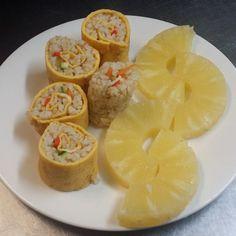 Veggie Sushi   https://instagram.com/p/1-vrF9wm2K