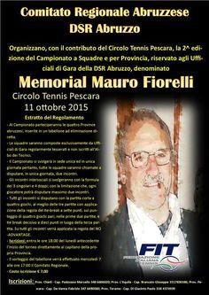 Circolo Tennis Pescara: in ricordo di Mauro Fiorelli