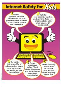 How to Teach Internet Safety in K-6, from Ask a Tech Teacher.  http://askatechteacher.wordpress.com