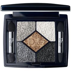 Dior 5 Couleurs Splendor Couture Colors and Effects Eyeshadow Palette (€57) ❤ liked on Polyvore featuring beauty products, makeup, eye makeup, eyeshadow, beauty, smoky sequins, christian dior eyeshadow, christian dior eye shadow, palette eyeshadow and christian dior