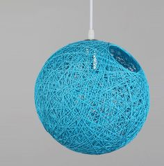 Shop for 8 Round Wicker Rattan Woven Ceiling Pendant Lampshade Light Shades Blue on Balloonsale. Ceiling Pendant, Pendant Lights, Ceiling Lights, Rattan, Wicker, Dining Lighting, Lampshades, Light Shades, Colorful