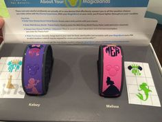 Make Your Own Vinyl Magic Band Decals with Cricut