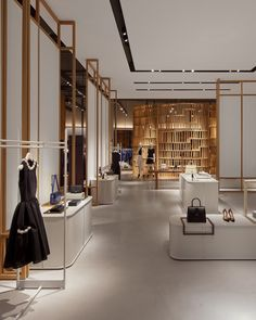 Shop interior design, retail stores, retail store design, shop interiors, f Retail Interior Design, Retail Store Design, Boutique Interior, Boutique Design, Retail Shop, Interior Exterior, Interior Shop, Retail Displays, Shop Displays