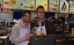 ¡Cala y Coke, jugadores del Sevilla FC!