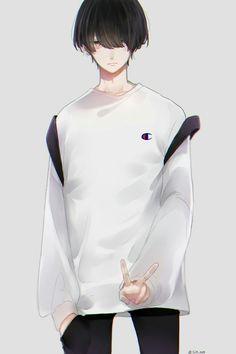 Anime Chibi, Manga Anime, Got Anime, Anime Oc, Cool Anime Guys, Cute Anime Boy, Manga Boy, Photo Manga, Plan Image