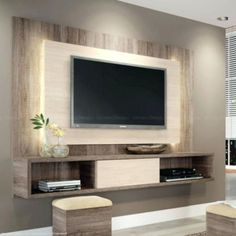 18 chic and modern tv wall mount ideas for living room cool house rh pinterest com
