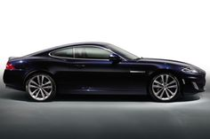 Jaguar XK Coupe. Sorry to see this stunning looking car cease production.