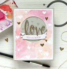 Love You So Much | Simon Says Stamp Blog! | Bloglovin'