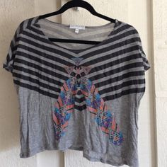 Daydreamer LA shirt Size XS but fits like a small. Lightly worn. Super soft fabric and breezy for summer ☀️ Tops