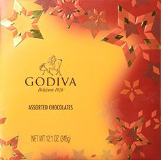 GODIVA Assorted Belgian Chocolates Gift Box 27 Pieces for sale online Chocolate Gift Boxes, Like Chocolate, Chocolate Desserts, Godiva Chocolatier, Grocery Deals, Belgian Chocolate, Oreos, Gourmet Recipes, Fudge