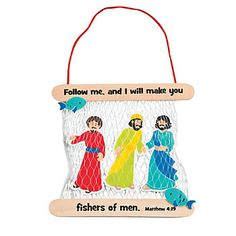Fishers Of Men Craft Kit