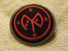 Vintage WWII WW2 U.S. Army - 27th Infantry Division Patch - USA Military