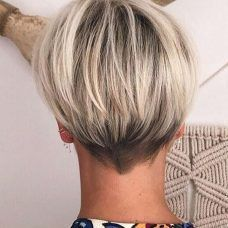 Short Hairstyle 2018 - 5
