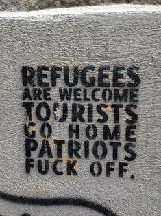 Fuck Yeah Anarchist Graffiti