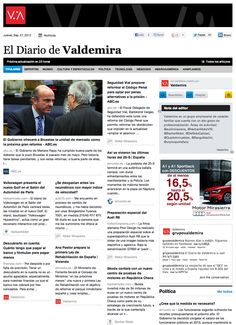Valdemira newspaper