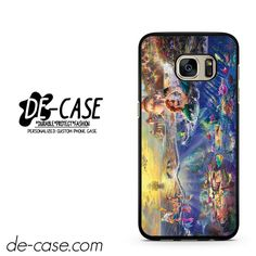 Disney Ariel The Little Mermaid DEAL-3290 Samsung Phonecase Cover For Samsung Galaxy S7 / S7 Edge