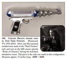 Proton's ray gun