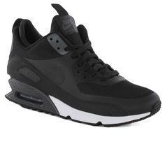 8e4c86bcf5c Nike Air Max 90 Sneakerboot Shoes - Black black
