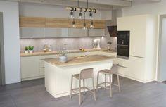 """Image result for kuchyně s ostrůvkem"""" Kitchen, Table, Image, Furniture, Home Decor, Cooking, Decoration Home, Room Decor, Kitchens"""