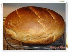 Pan español Pan Bread, Bread Cake, Bread Machine Recipes, Sweets, Breads, Food, Bakery Store, Spanish, Bread Types