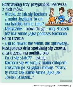 BezCenzury - Demotywatory Good Jokes, Best Memes, Texts, Haha, Funny, Poland, Pictures, Funny Pics, Jokes