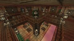 A list of things to build in Minecraft when you're bored. Find inspiration for building Minecraft castles, cities, houses, and more. Minecraft Storage, Minecraft House Plans, Minecraft Houses Blueprints, Minecraft House Designs, Minecraft Creations, Minecraft Ideas, Minecraft Interior Design, Minecraft Architecture, Minecraft Buildings