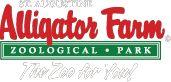 Florida Alligator Farm: http://www.alligatorfarm.com/