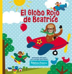 El Globo Rojo Niña Libro - Fabuloos Dreams