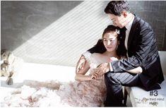 Joo Jin Mo, Couple Photos, Couples, Wedding Dresses, Model, Couple Shots, Bride Dresses, Bridal Gowns