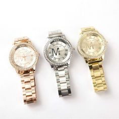 Features: Brand+New+&+High+quality,Swiss+Style+. Type:+Wrist+Watch. Gender:+Unisex. Band+Material:+stainless+steel. Movement:+Quartz. Case+Shape:+Round. Case+material:+Alloy. Display+Type:+Analog. Watchcase+Diameter:+4.5cm. Band+Length+(Included+the+case):+24cm. Watchband+Width:+2cm. ...
