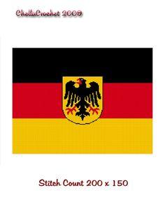 German Flag Germany Deutschland