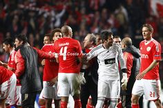 Champions League: Benfica x...