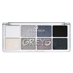Essence All About Greys Eyeshadow 9.5 g