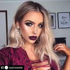 Use code PINNER for 30% off! #Repost @bybrookelle with @repostapp. ・・・ Sorcery Ombré lip using @ofracosmetics 'Harlem' + @anastasiabeverlyhills/@norvina 'Craft' #AnastasiaBeverlyHills #ABHCraft #ABHLiquidLipstick #OFRACosmetics #OFRA https://www.ofracosmetics.com/collections/lips/products/long-lasting-liquid-lipstick?variant=14067788358