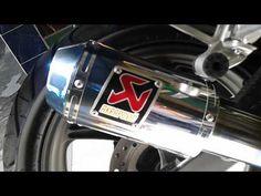 Knalpot Racing Akrapovic Lorenzo New CBR 150R K45