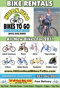 Bikes To Go Hilton Head Hilton Head Bikes To Go Bike